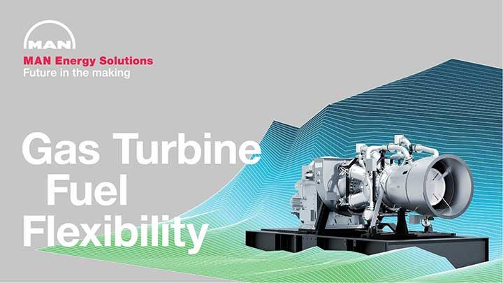 Gas-turbine-fuel-flexibility